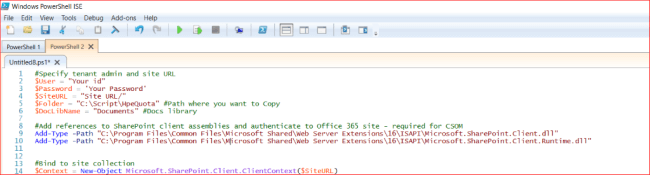 SharePoint Online Automation – O365 – Upload Your Files Remotely