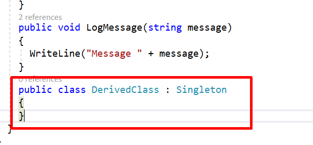 Singleton Design Pattern In C Part 40 Eager And Lazy Magnificent Singleton Pattern C