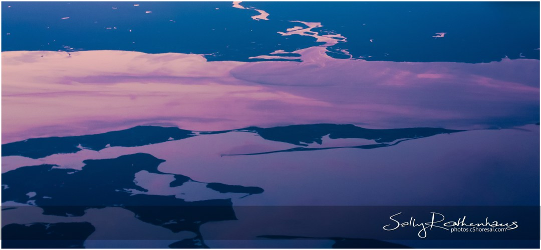 Long Island Sound & CT River Aerial