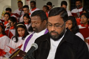 Message by Marthoma Vicar