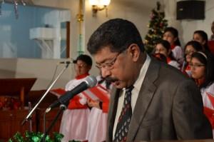 Welcome Speech by Secretary Mr. Sam Mathew