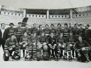 A Lyceum 1974-es csapata