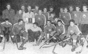Az 1961-es Európai Kritérium győztes román válogatott