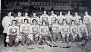 A Sport Club 1974-es csapata