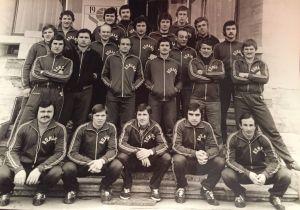 Románia válogatottja az 1979-es VB-n