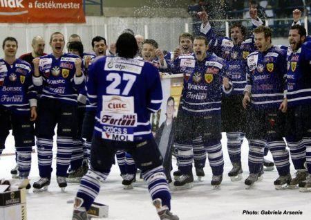 2009 döntő utáni ünneplés
