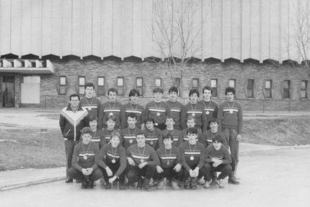 1989 ISK - oszágos bajnokcsapat