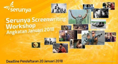 Serunya Screenwriting