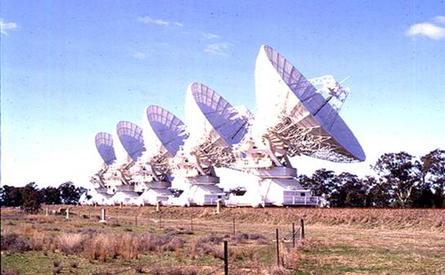 The Australia Telescope Compact Array