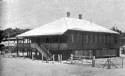 General view of the Townsville Research Station laboratory from the south-east