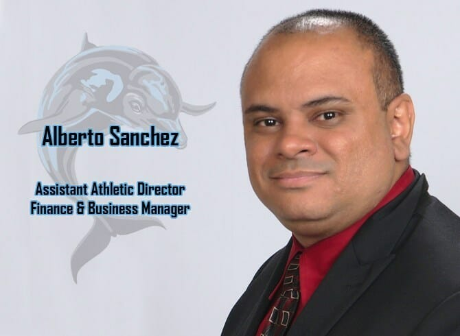 ALBERTO SANCHEZ NAMED ASSISTANT ATHLETIC DIRECTORFINANCE  BUSINESS MANAGER  CSI Today