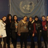 Eight young women from Mexico attend UN Commission on the Status of Women- lead photo for story