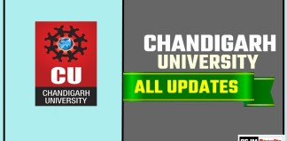 Chandigarh University [CU] Result Time Table Admit Card Admission