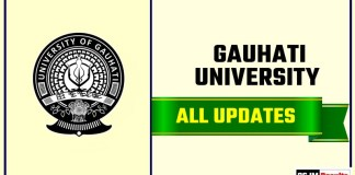 Gauhati University Result Time Table Admit Card Admission