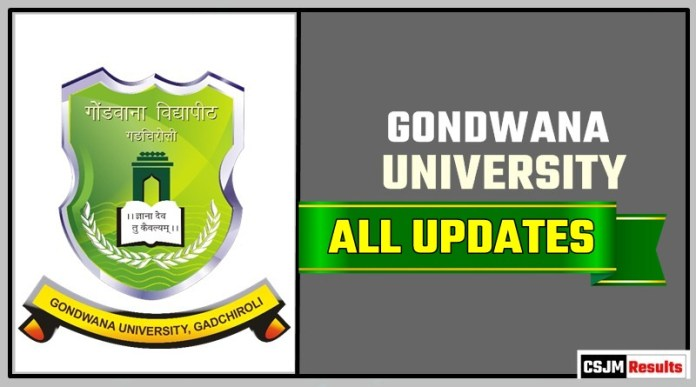 Gondwana University RESULT TIME TABLE ADMIT CARD ADMISSION