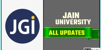 Jain University Result Time Table Admit Card Admission