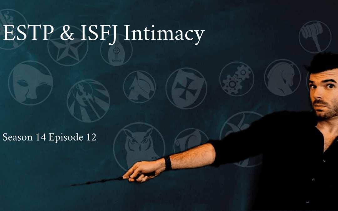 Pedagogue: ISFJ