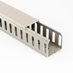 DUCTING, BETADUCT CLOSED, 125X75, GREY