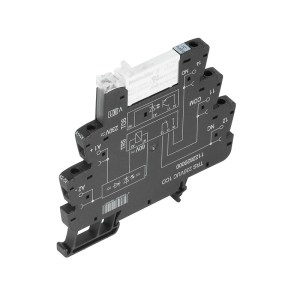 RELAY MODULE, TERMSERIES, TRS 230VUC 1CO