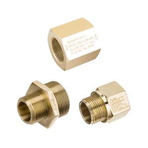 Adptrs/Rdcrs & Stop Plugs
