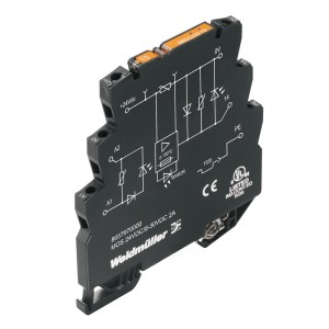 RELAY, SOLD STATE, MICROOPTO MOS 24VDC/8-30VDC 2A