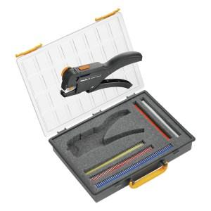 Assortment box (assembled), STRIPAX-Plus, STRIPAX-Plus, Colour code: Miscellaneous, Number of AEH: 2500