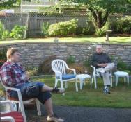 July Potluck 2013 - Center for Spiritual Living Anacortes 4