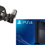 PS3対応ハンコンを「GTsport」などPS4用レースゲームでも使う方法・互換性させる方法【DFGT、G25、G27など】