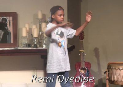 Amazing Dance by Remi Oyedipe