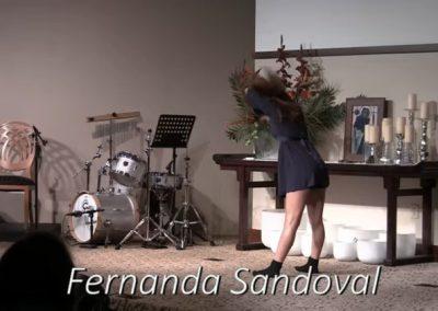 Modern, Interpretive Dance by Fernanda Sandoval