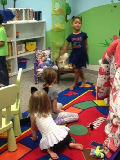 Pond Room Kids CSLDallas Center For Spiritual Living