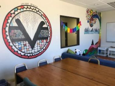 Mountain Room CSLDallas Center For Spiritual Living