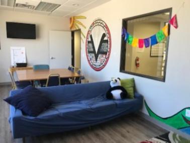 mountain Room Area CSLDallasa Center For Spiritual Living