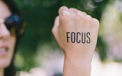 Splitting Your Focus Defeats Manifestation