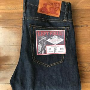 Left Field NYC Chelsea Cone Mills 13 oz. Selvedge Jeans