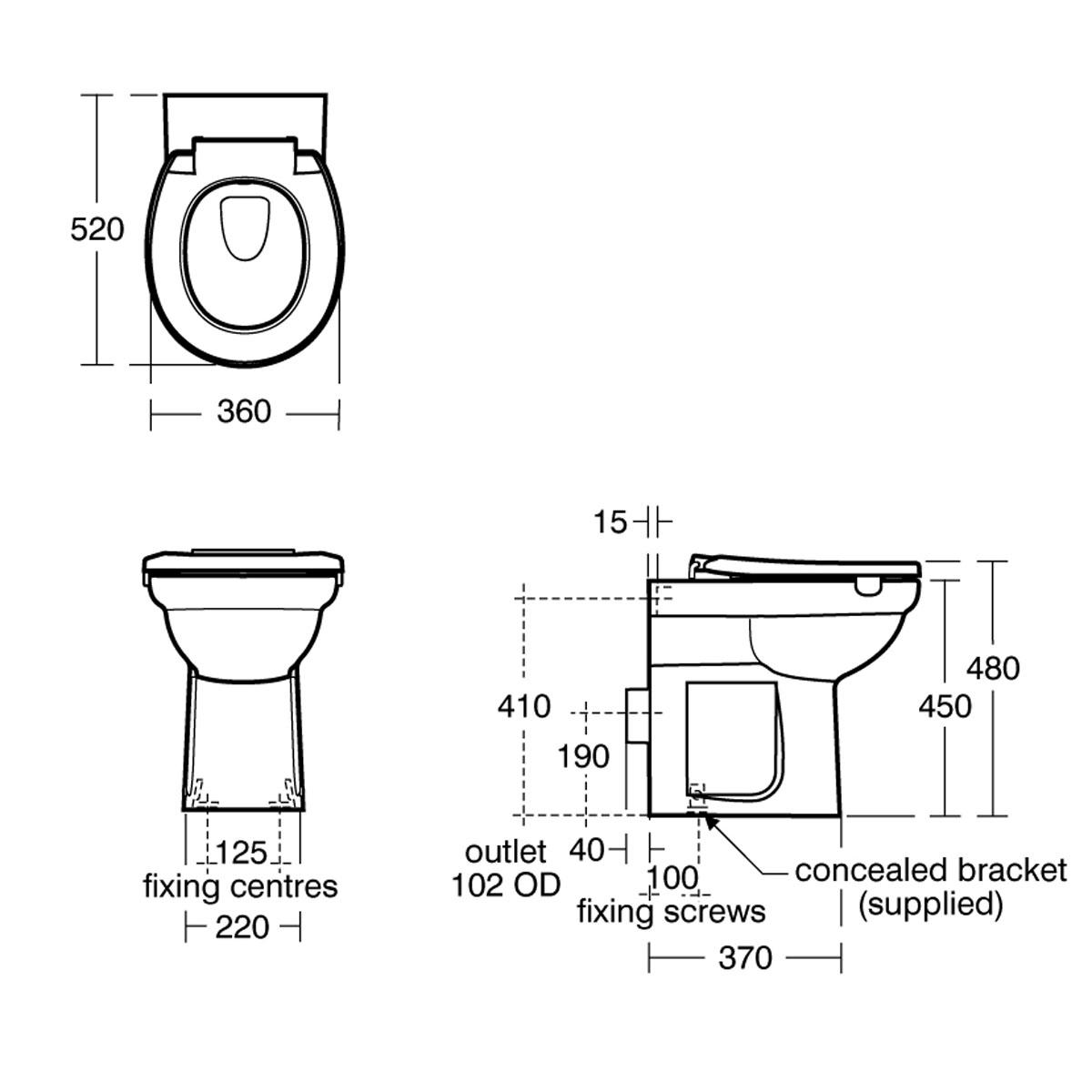Csl Washrooms