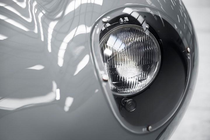 Phare véhicule Jaguar