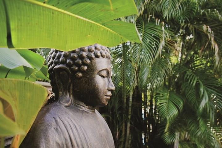 Statue Buddha - Eden Paradise Spa - Ste Luce Martinique