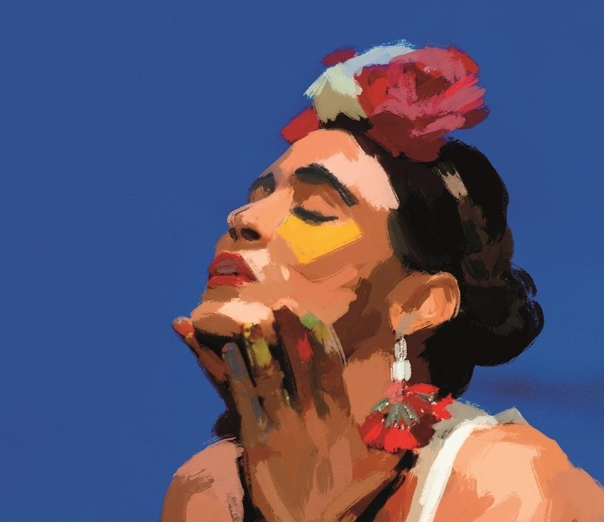 Jussandra Sobreira - Frida danse