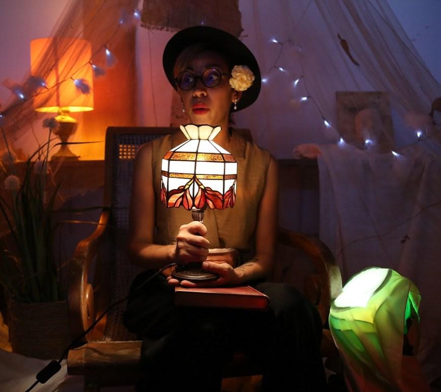Nina Allan Poe - artiste guyanaise