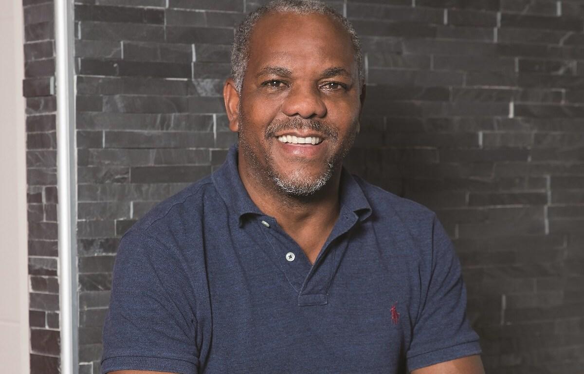Julien Angevin - créateur des restaurants Sushi Wave - Martinique