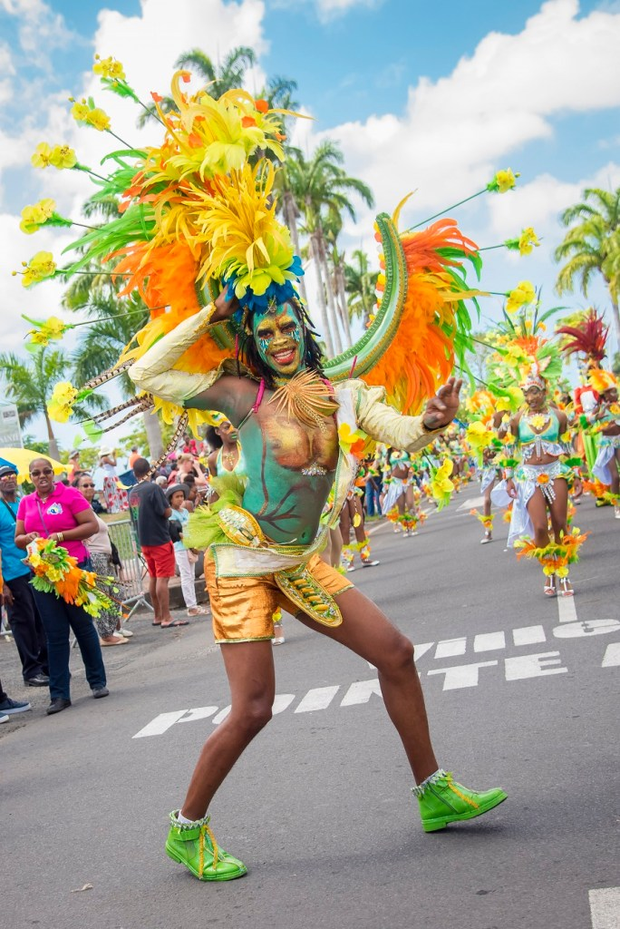 Roi du Carnaval de Guadeloupe 2018