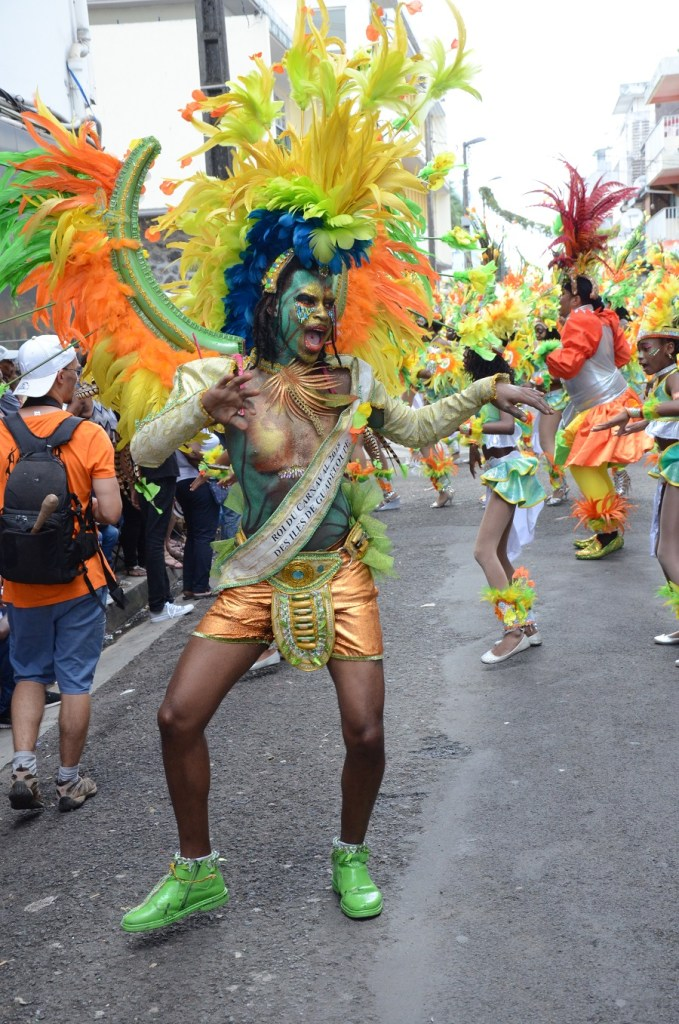 Jessy Tacalfred, groupe de carnaval Double Face
