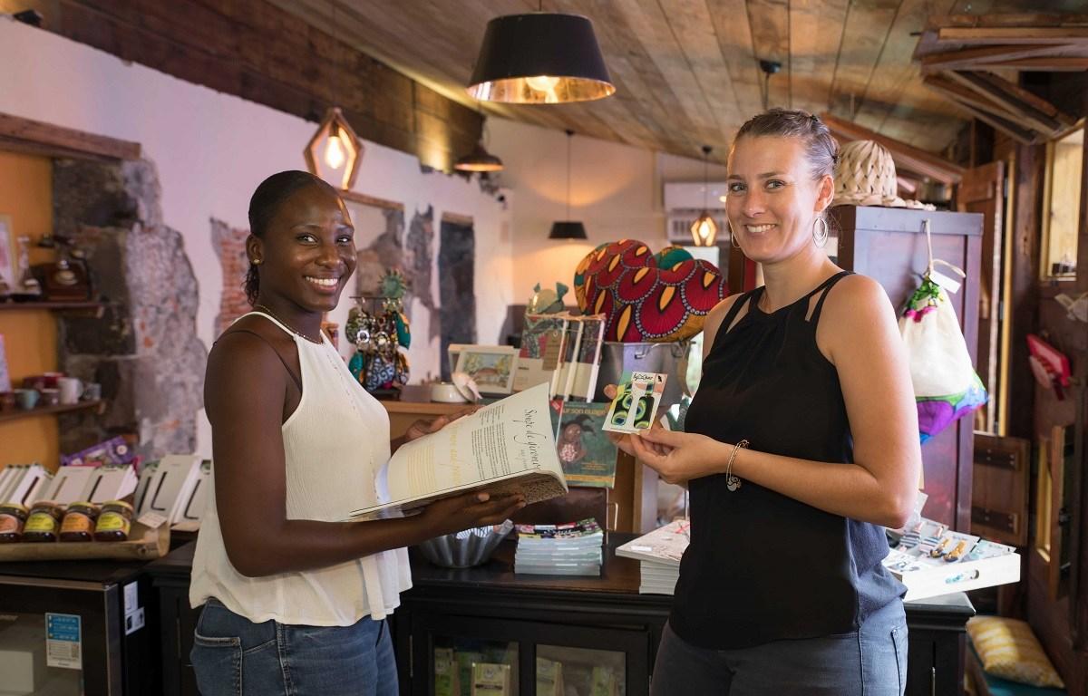Créatrices Créole Arts Café - Saint-Pierre - Martinique