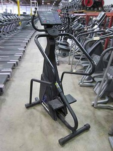 StairMaster 4600 Black Console
