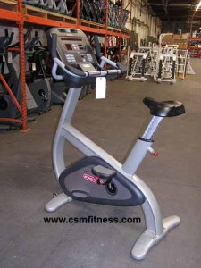 Star Trac E-UB Upright Bike