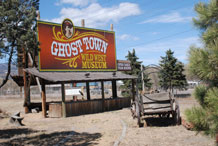 The museum's General Store is typical of Gold Rush era merchandising which featured everything from clothing and kitchen utensils to food staples and china.