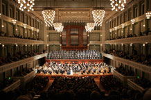 The Schermerhorn Symphony Center in Nashville, Tenn., is a state-of-the-art concert venue for every type of music. Photo courtesy of Nashville Convention and Visitors Bureau.