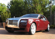 There is just enough BMW technology to enhance and facilitate the Rolls-Royce Ghost without frustrating the driver.