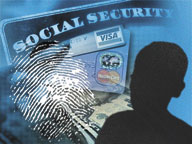 Identity theft (courtesy illustration photo)